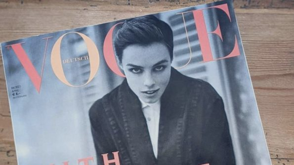 Vogue Cover neu